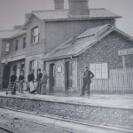 St Albans station (date unknown)