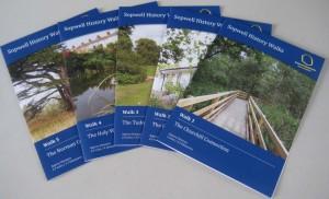 Sopwell History Walks Leaflets